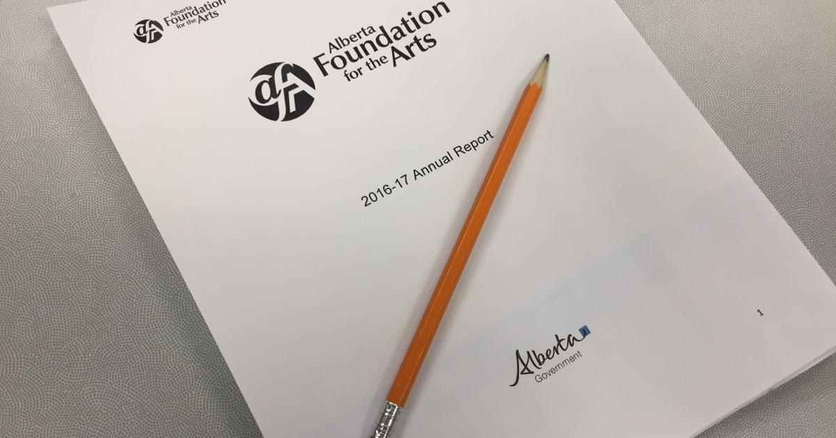 Link to Dive into the 2016-17 AFA Annual Report