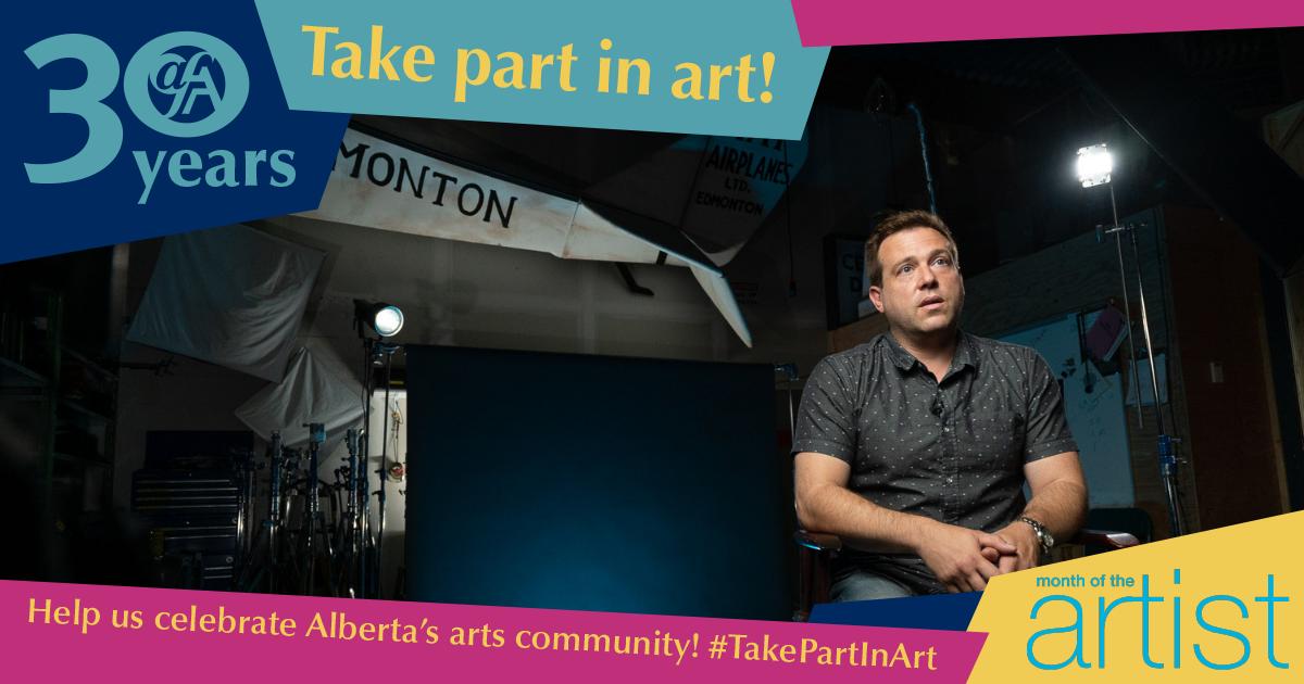 Link to Alberta Artist Profile | Frederick Kroetsch
