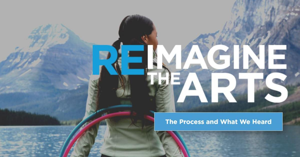 Link to What We Heard| Canada Council for the Arts Report on its Engagement for the 2021-26 Strategic Plan