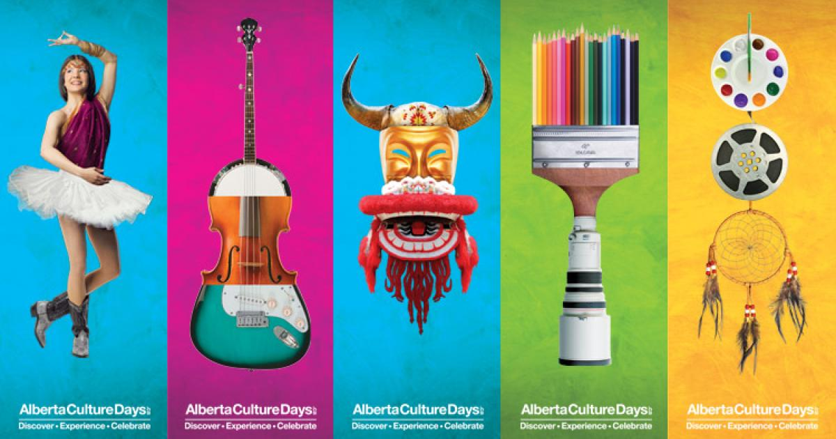 Link to Alberta Culture Days feature sites announced
