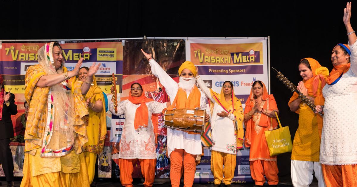 Vaisakhi Mela 2019 & CII EXPO 2019