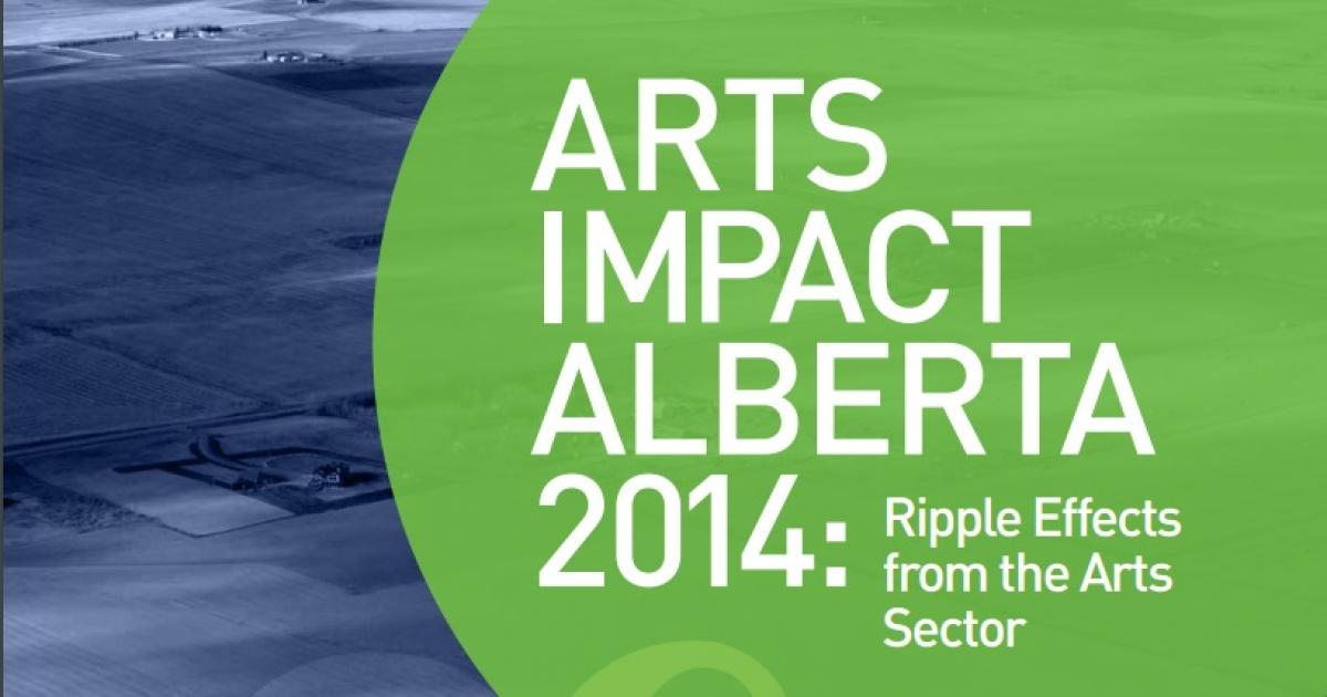 Link to Arts Impact Alberta 2014