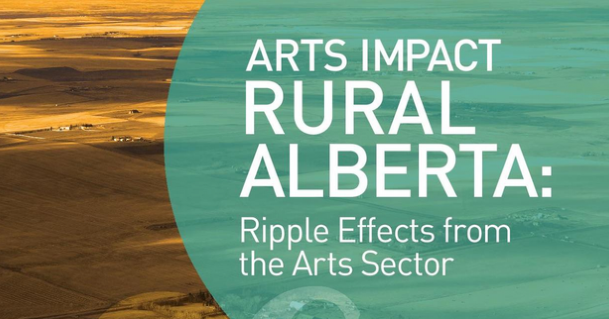 Link to Arts Impact Rural Alberta