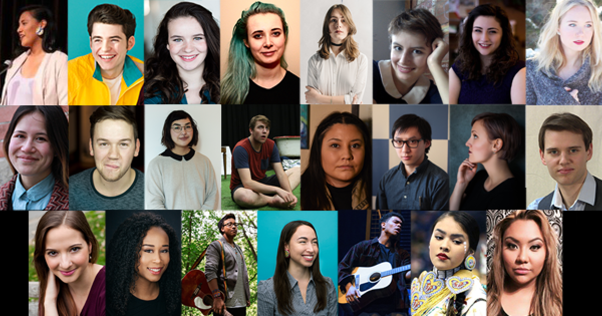 Link to Introducing the AFA Young Artist Prize recipients