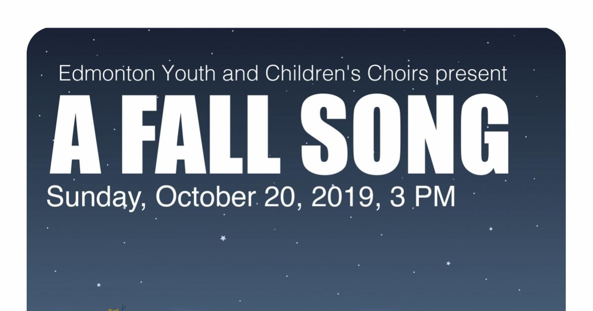 Link to Concert | A Fall Song