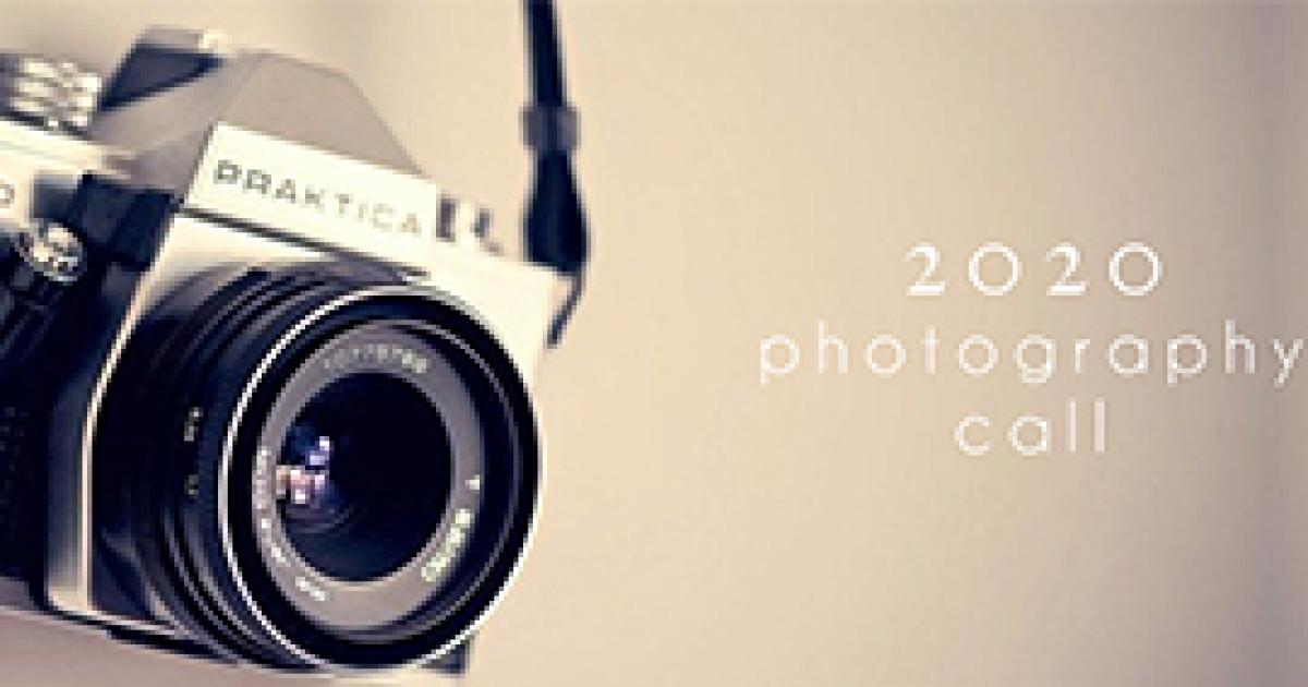 Link to Call for Submissions | 2020 Photography Call