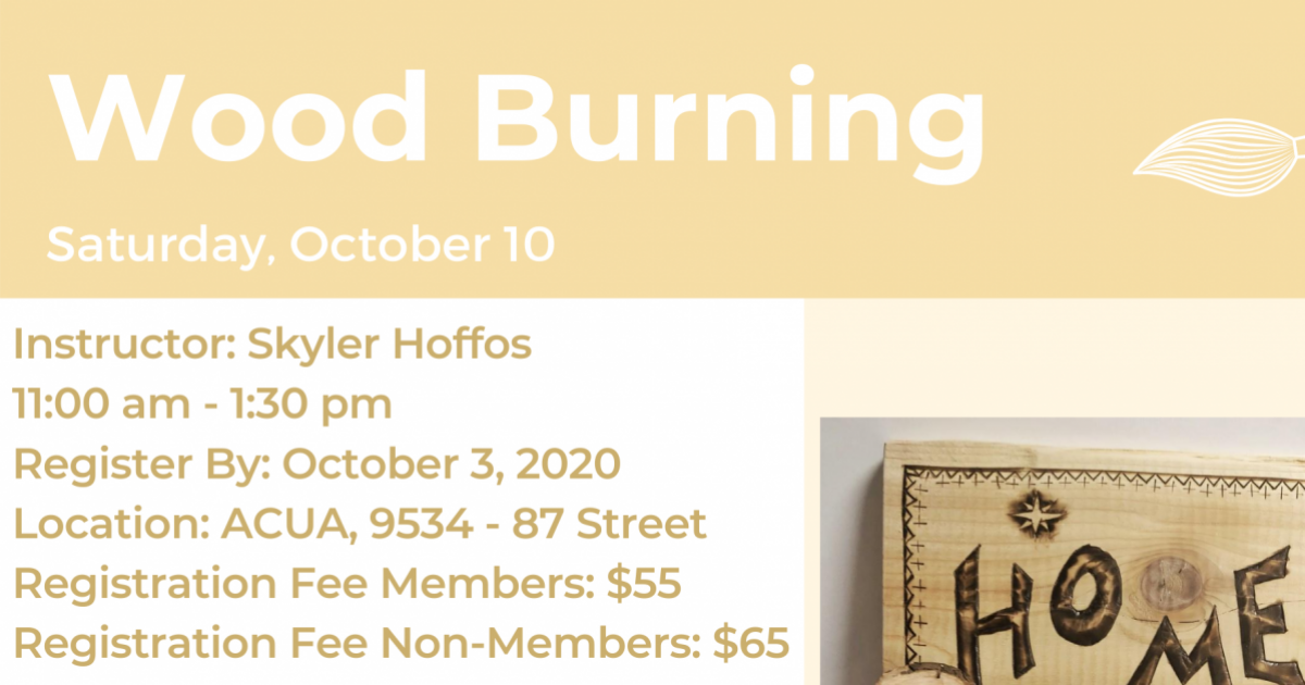 Link to Wood Burning Workshop