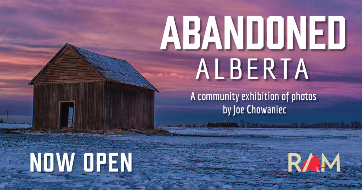 Link to Abandoned Alberta