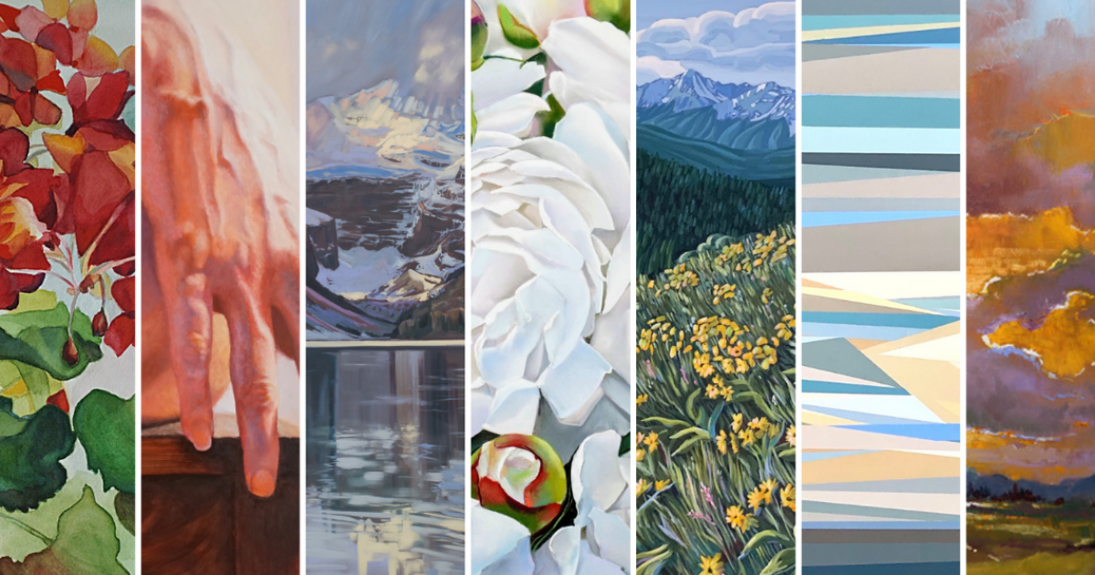 Link to Exhibition | Leighton Art Centre's 19th Annual Juried Members Show
