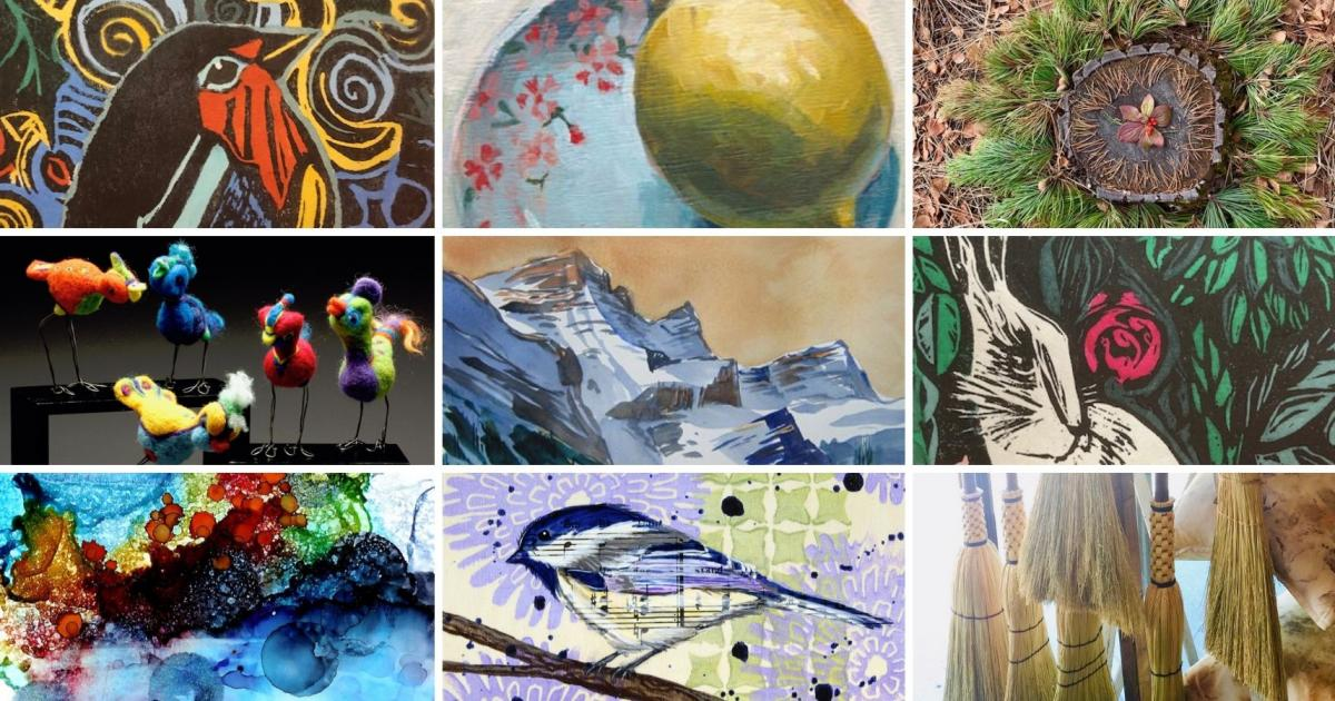 Link to Leighton Art Centre Announces a Fresh Crop of Art, Craft & Nature Workshops