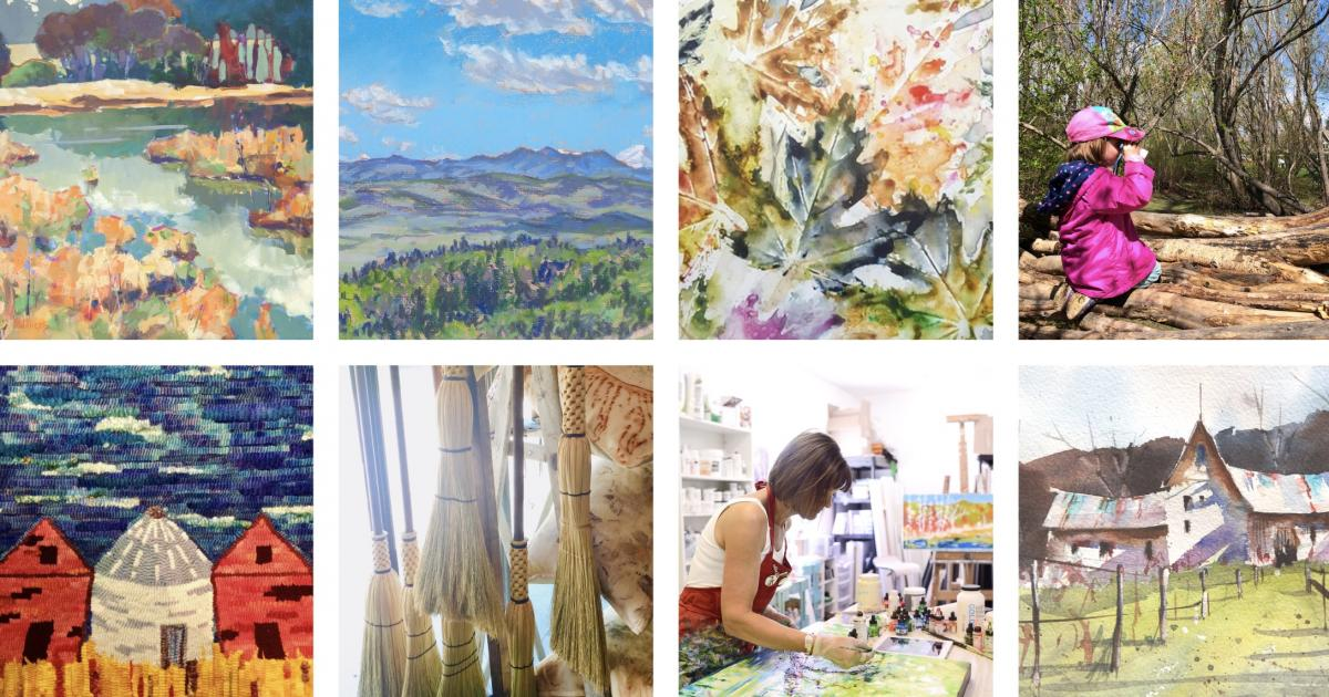 Link to Leighton Art Centre Hosts a Diverse Line-up of Art & Nature Workshops this Autumn!