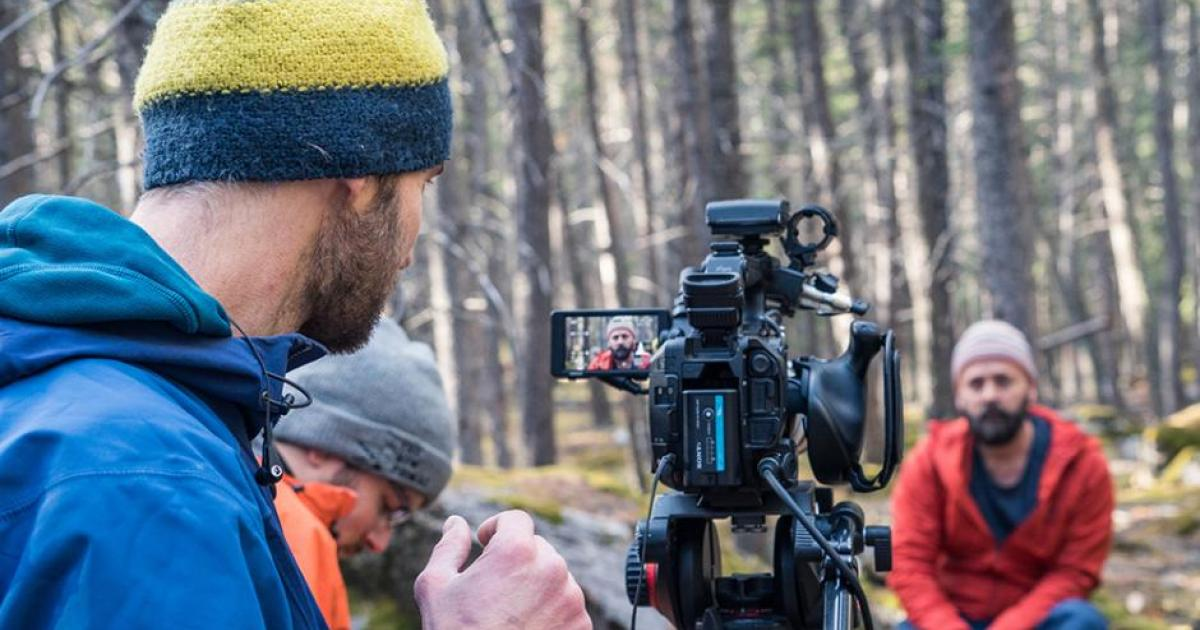 Link to Apply Now | Adventure Filmmakers Workshop - Fall 2021 | Banff Centre