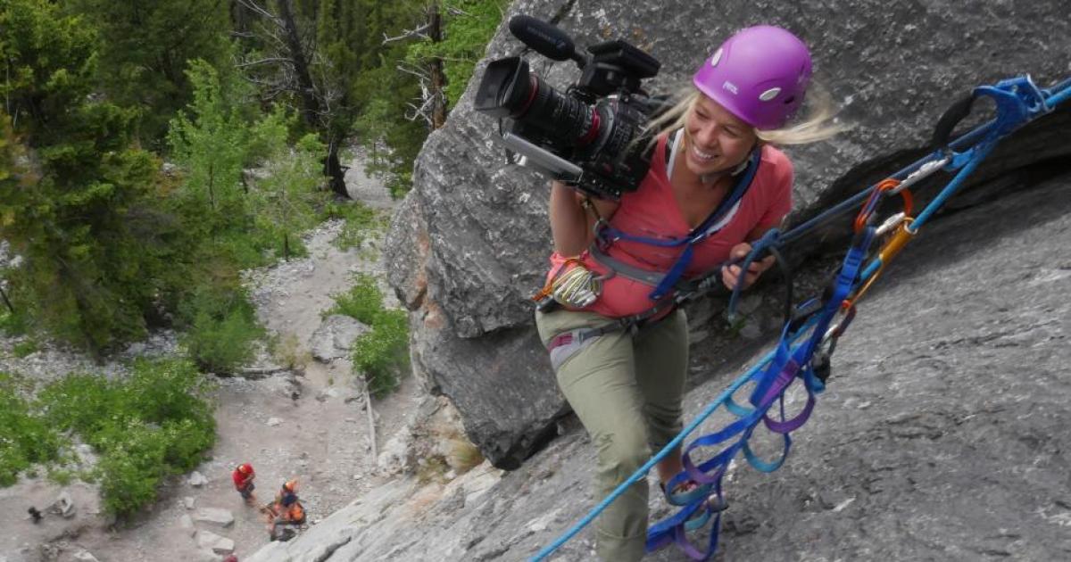 Link to Adventure Filmmakers Masterclass