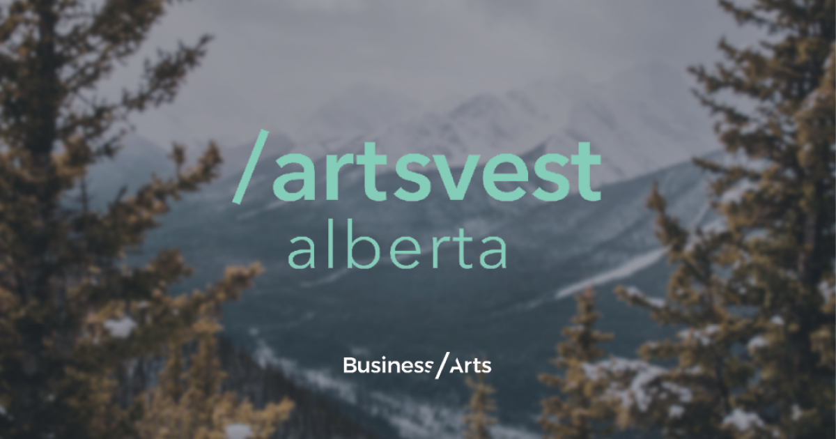 Link to Launching artsvest Alberta 2021