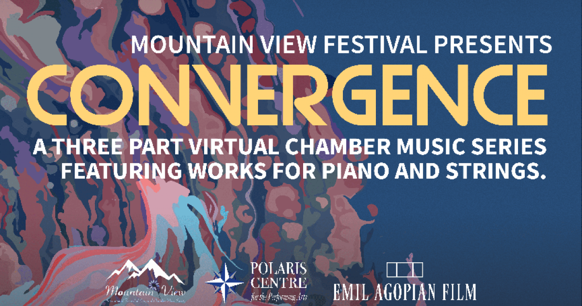 Link to Convergence: A Three-Part Virtual Chamber Music Series Featuring Works for Piano and Strings