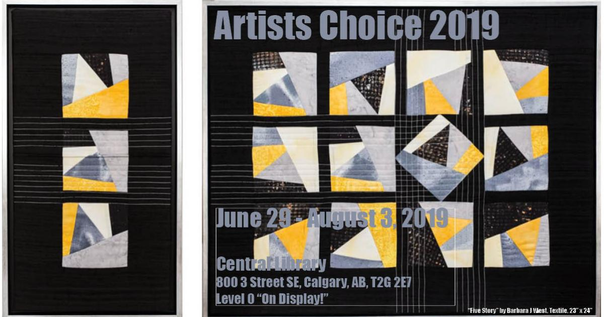 Link to Exhibition | Artists Choice 2019