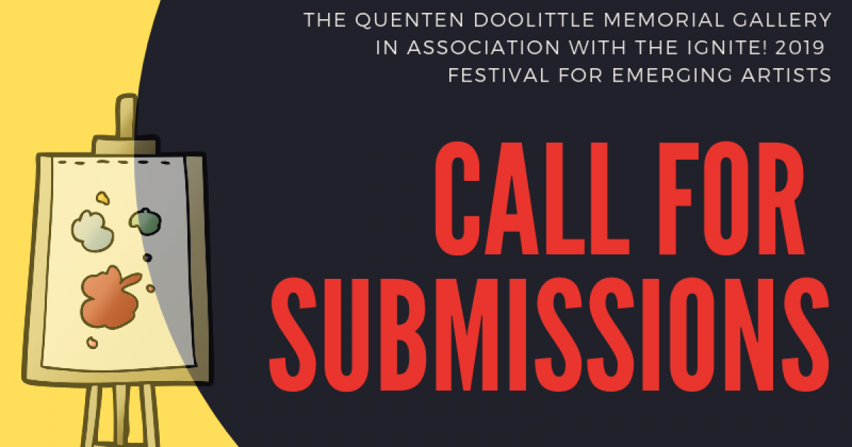 Link to Call for Submissions (Calgary): Emerging Artist Gallery