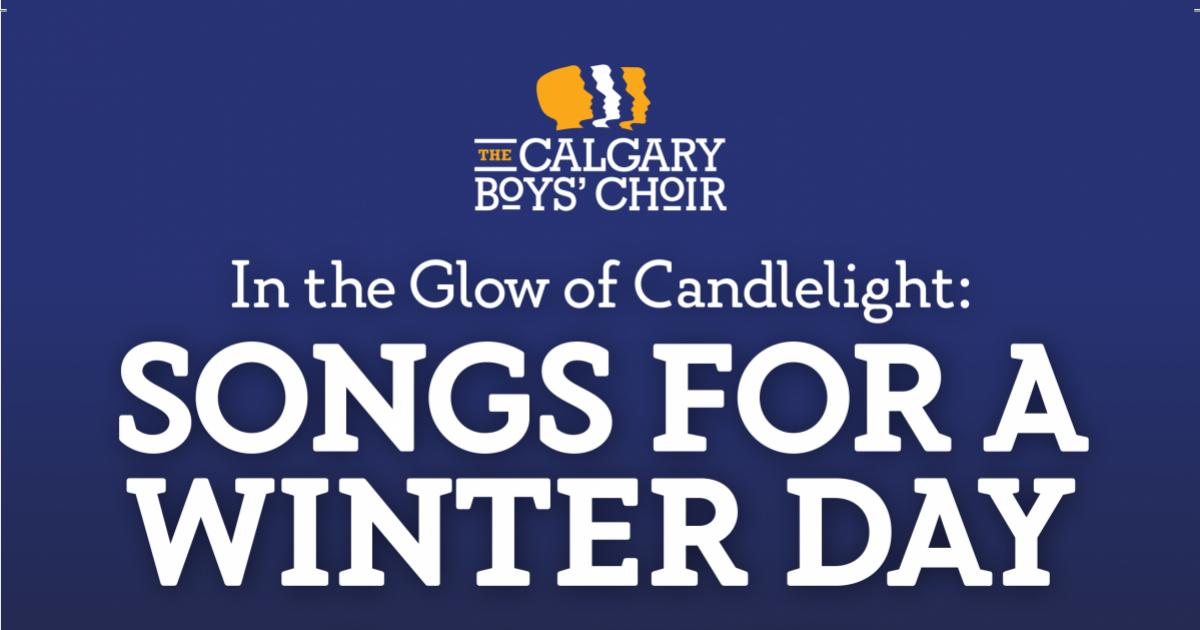 Link to Concert | In the Glow of Candlelight: Songs for a Winter Day