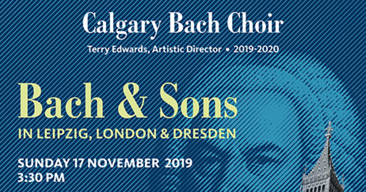 Link to Concert | Bach & Sons in Leipzig, London & Dresden