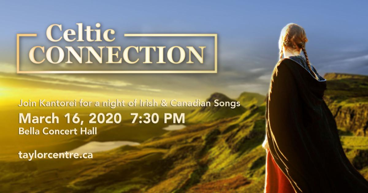 Link to Concert | Celtic Connection **RESCHEDULED**