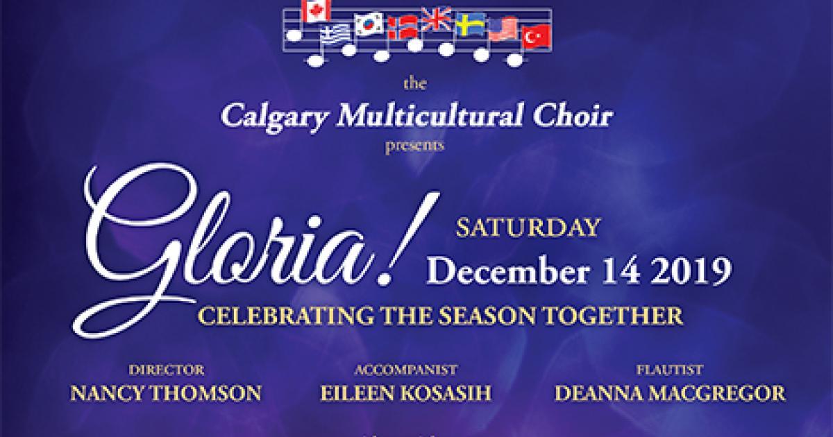 Concert | Gloria! Celebrating the Season Together