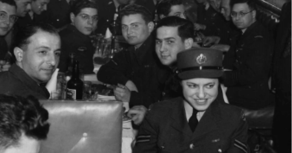 Link to Call for Submissions | She Also Served: Jewish Canadian Servicewomen in the Second World War