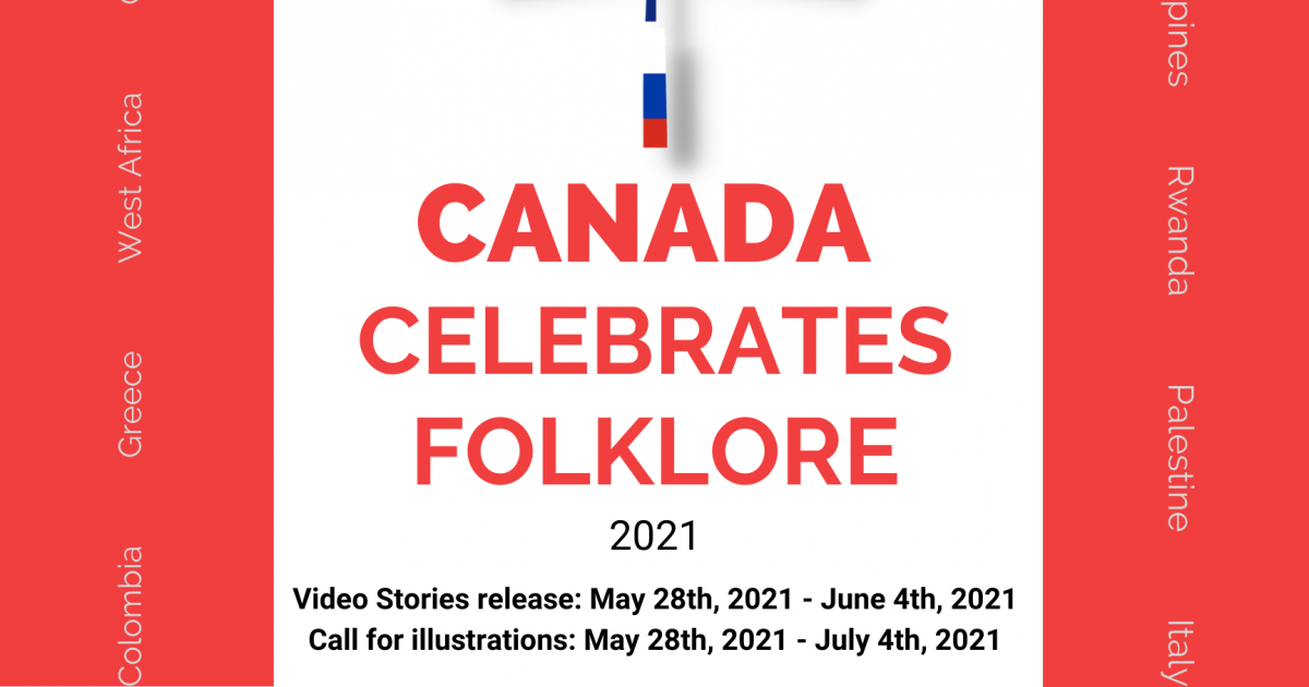 Link to Online Event & Call for Submissions | Canada Celebrates Folklore