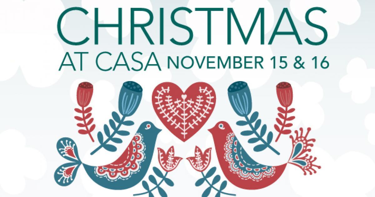 Link to Christmas at Casa 2019