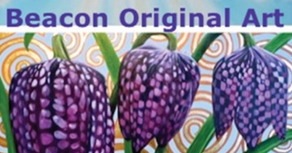 Link to Beacon Original Art Call for Artists