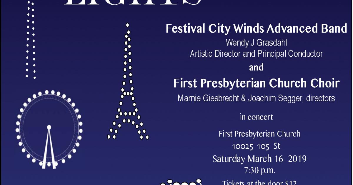 City of Lights - Festival City Winds Advanced Band & Guests