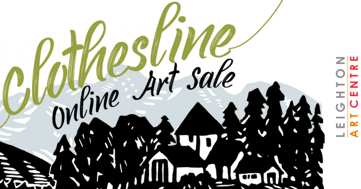 Link to Leighton Art Centre Launches Clothesline Online Art Sale June 1st