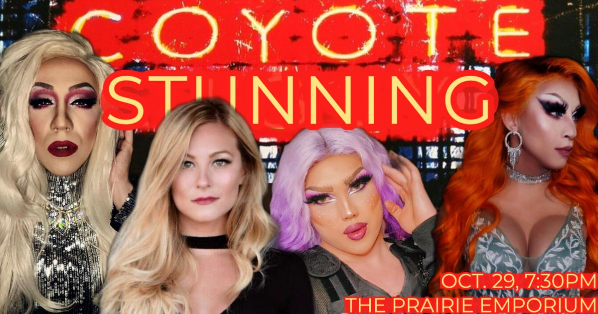 Link to Coyote Stunning: A Coyote Ugly Tribute Night