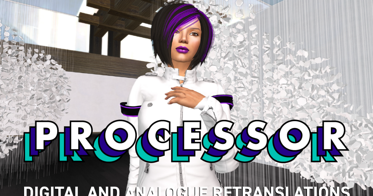 Link to Curator's Tour: Processor: Digital and Analogue Retranslations