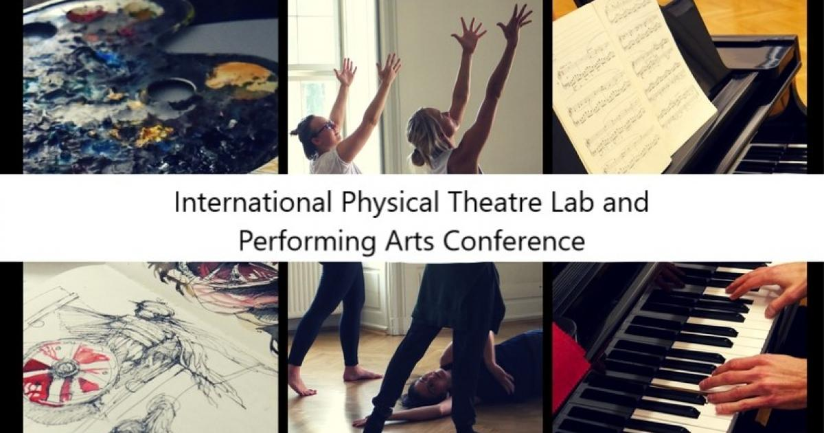 International Physical Theatre Lab and IUGTE Conference