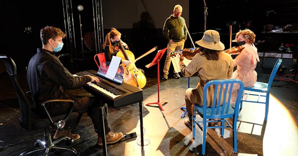 Calgary Pro Musica announces the new Musical Body Break project