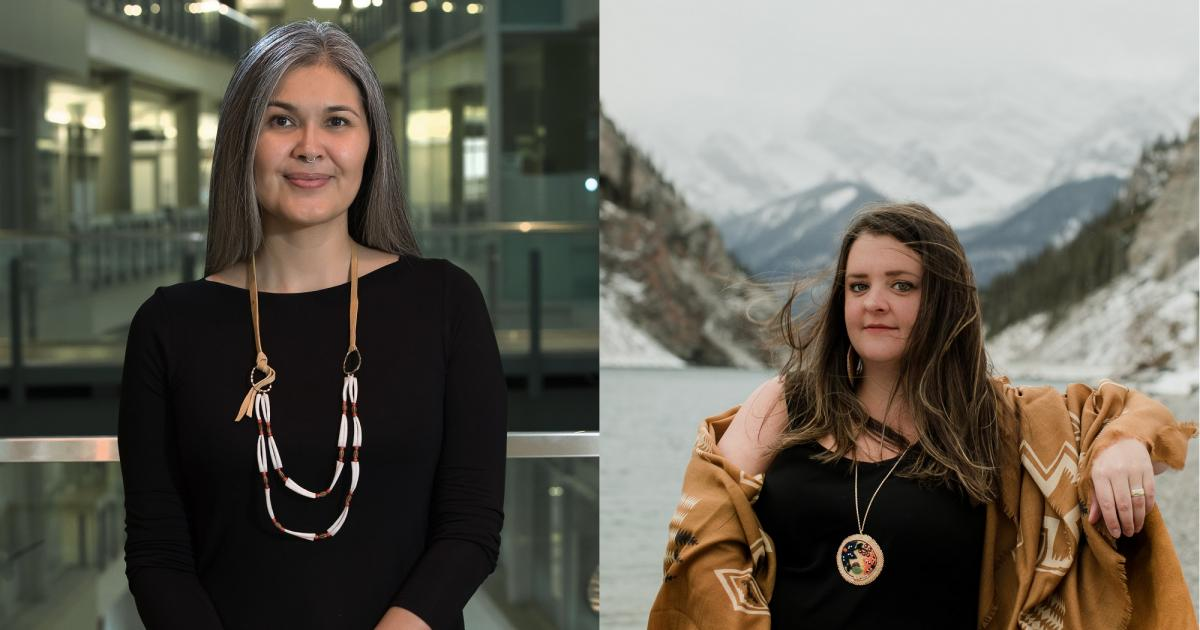 Link to Royal Alberta Museum Presents | Kitchen Table Talk with Jaymie Campbell and Elaine Alexie
