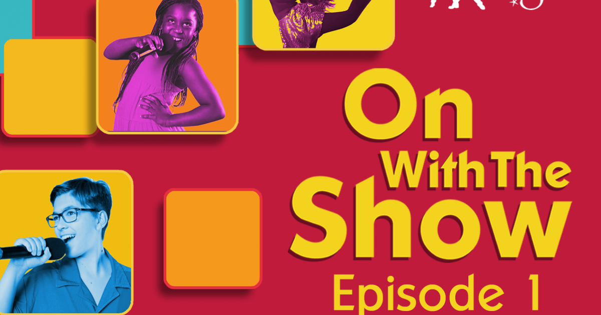 "Link to Youth Singers of Calgary Presents ""On With The Show"""