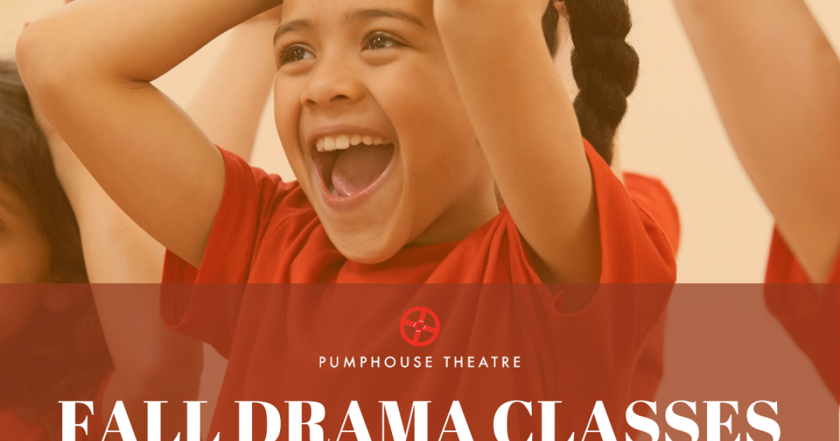 Link to Pumphouse Theatre 2020 Fall Youth Drama Classes