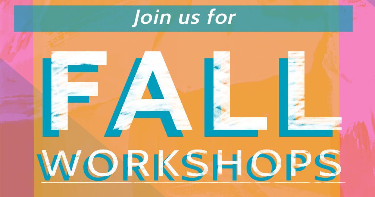 Link to Fall Workshops at Alberta Printmakers Studio