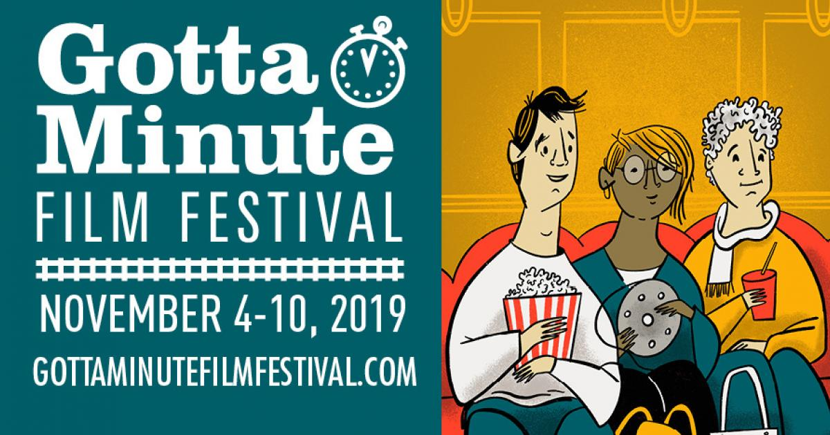 Link to Gotta Minute Film Festival