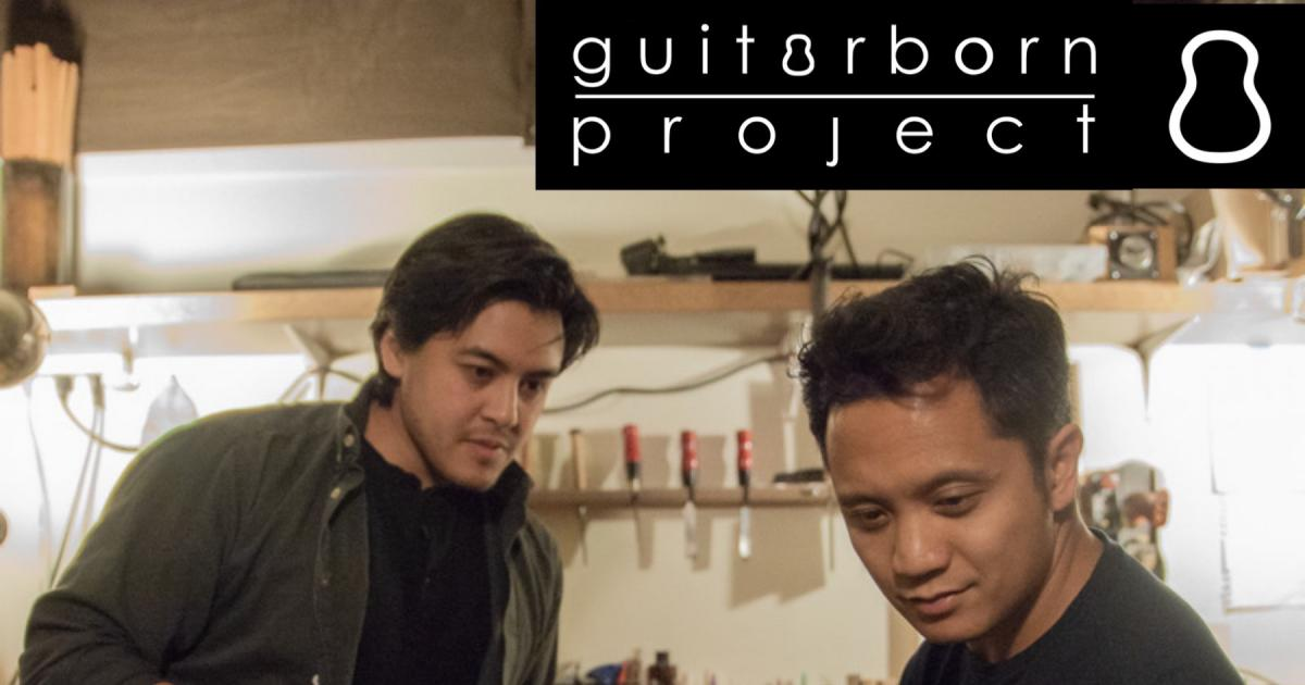 GuitarBorn Project Showcase