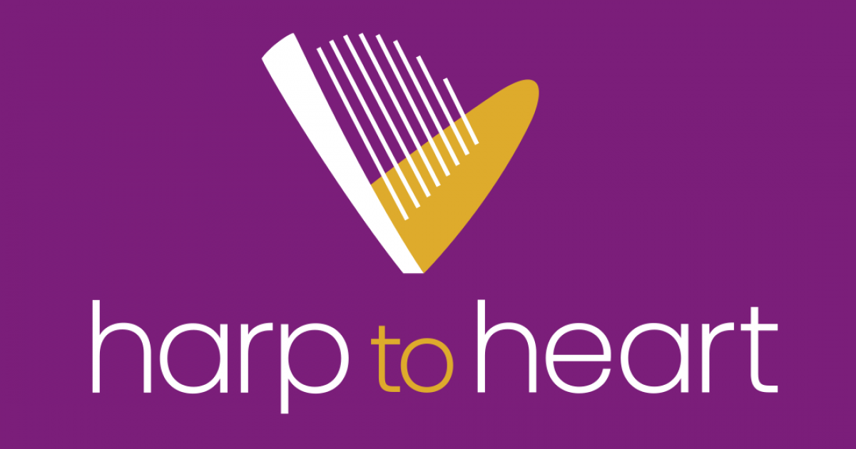 Online Event | Harp To Heart Cross Country Tour Launch Concert