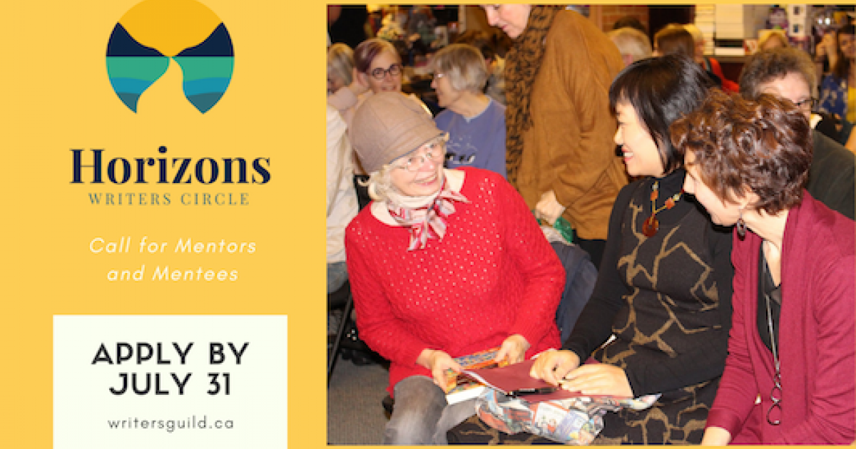 Link to Horizons Writers Circle – Call for Applications