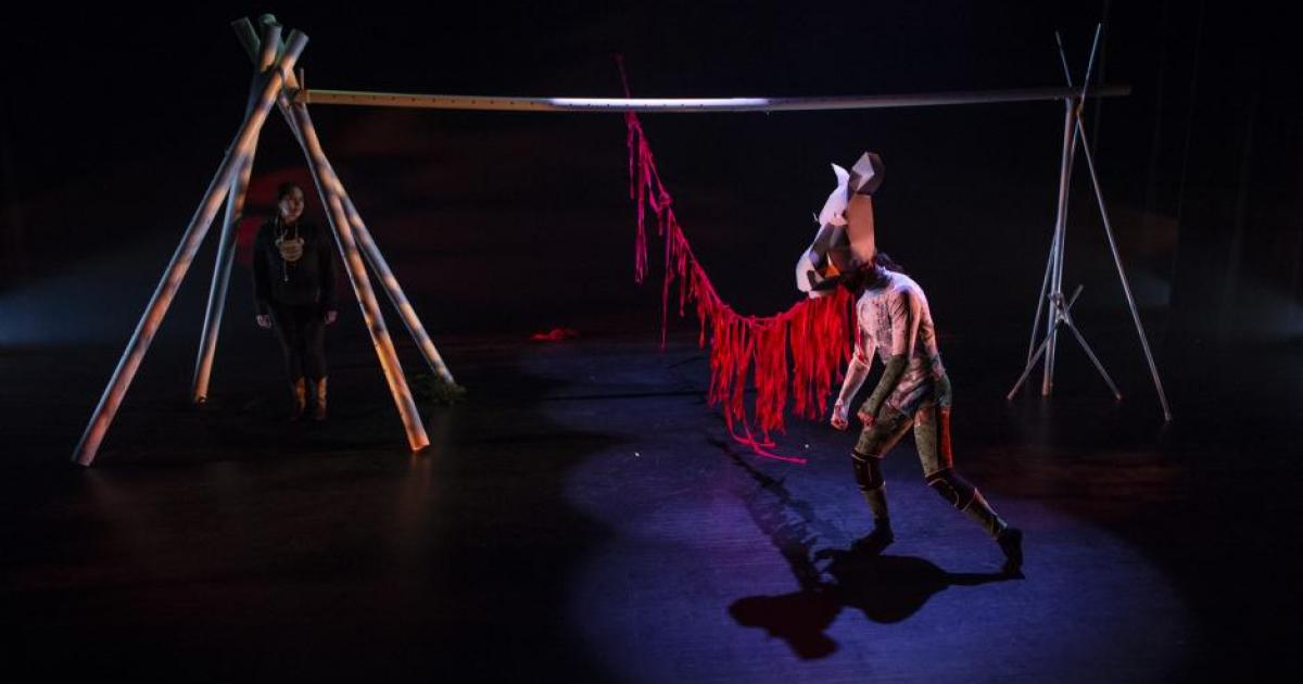 Link to Indigenous Performing Arts Residency