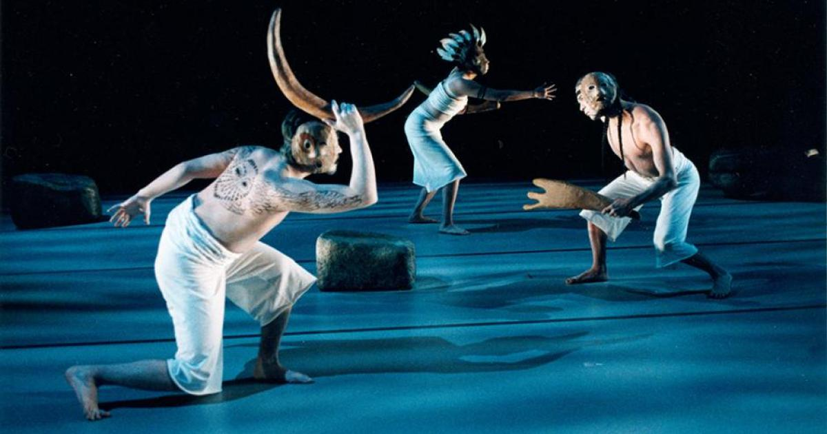 Link to Intercultural Indigenous Choreographers Creation Lab