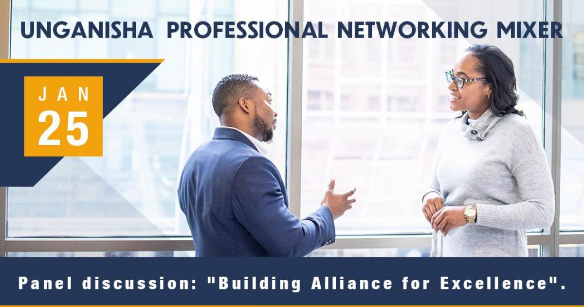 Link to UNGANISHA Professional Networking Mixer