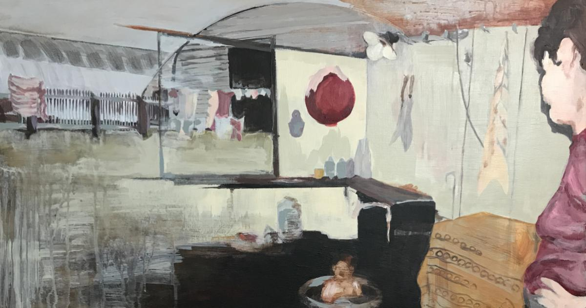 "Link to Exhibition | Laura Rosengren: ""The Day of Small Things"""