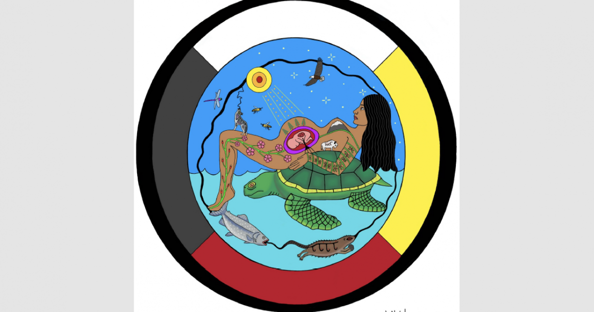 """Link to """"Indigenous Motherhood and Matriarchy""""  Submission Call for Indigenous Artist"""