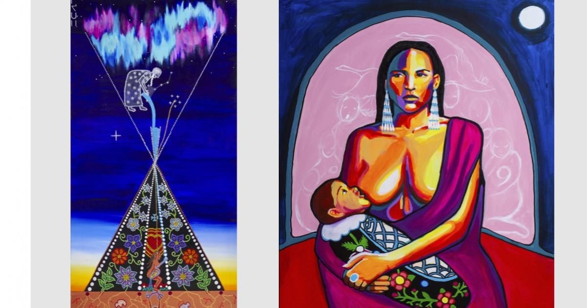 Link to Call to Artists | Indigenous Motherhood & Matriarchy Exhibition