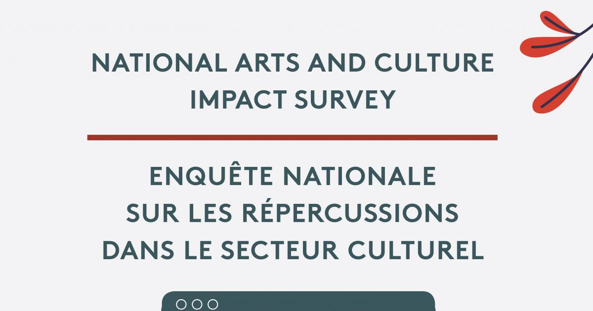 Survey | The National Arts and Culture Impact Survey (NACIS)